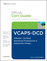 Published Jun 10, 2013 by VMware Press. Part of the VMware Press Certification series.